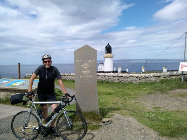 Dunnet Head.