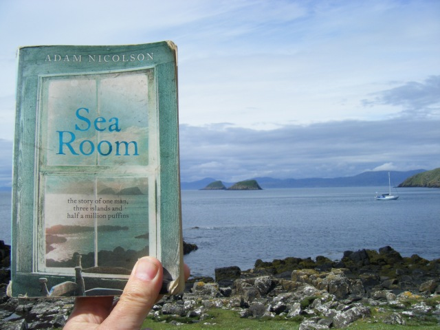 The circumnavigation transforms :) Account of recent Hebridean adventures coming here just as soon as I can get it written.