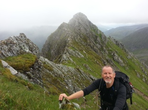 Back North in short order :) Forcan Ridge, Kintail.