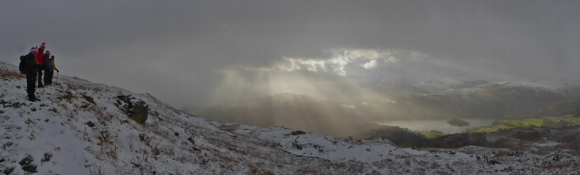 Above Grasmere, December 12th 2014.